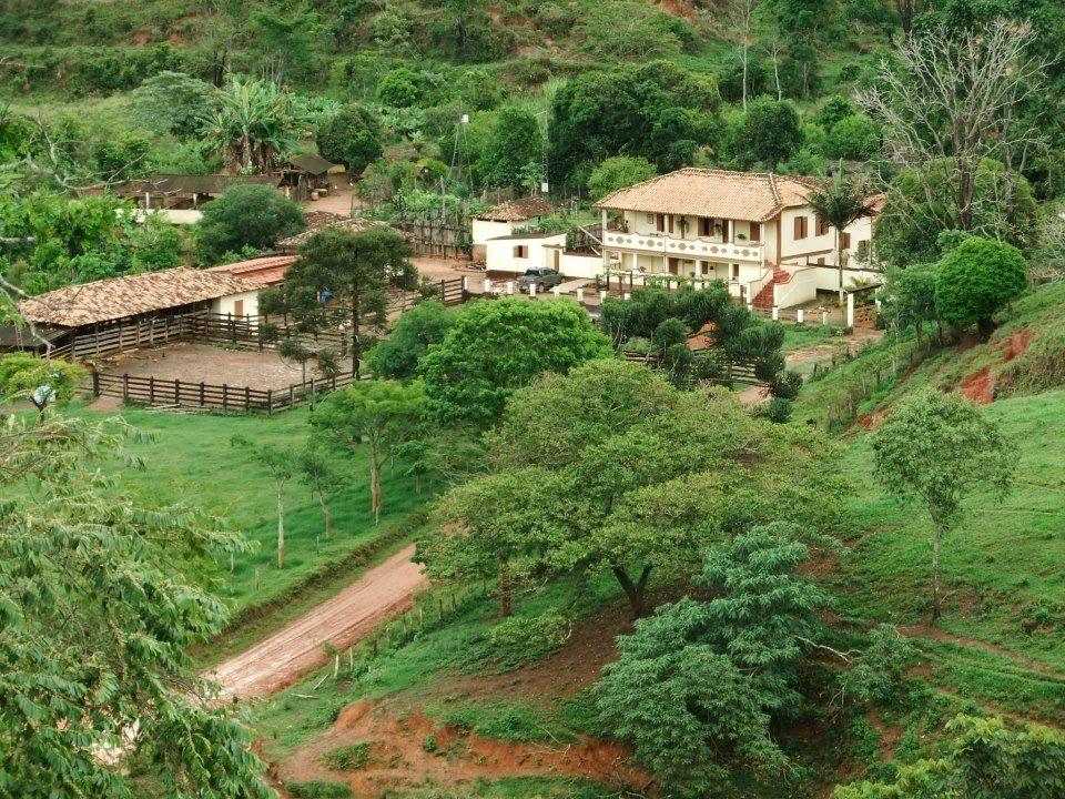 My grandmother's farm:  Fazenda Padre Nosso in Minas Gerais, Brazil
