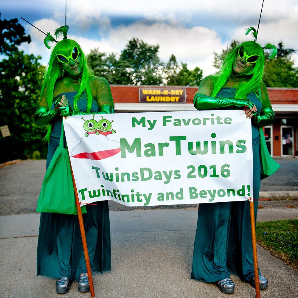 Martian Twins