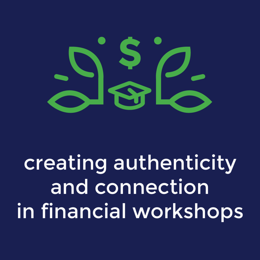 3.19.19   2:00-3:00pm EST - In this workshop Colin Ryan will provide a behind-the-scenes look at his 2018 PNC Bank live-audience webcast at Bowling Green University to teach his personal playbook on how to identify moments for authenticity.He will cover skills like:● How to get your client/audience interacting● How to teach depressing but important information● How to motivate your clients to be proactive● The power of sharing money mistakes● How to humanize your office with simple storytelling tricks● How to build trust by being a presenter who listensAttendees will also have an opportunity to ask Colin about their challenges when it comes to audience connection.Presenter: Colin Ryan, Colin Ryan Speaks