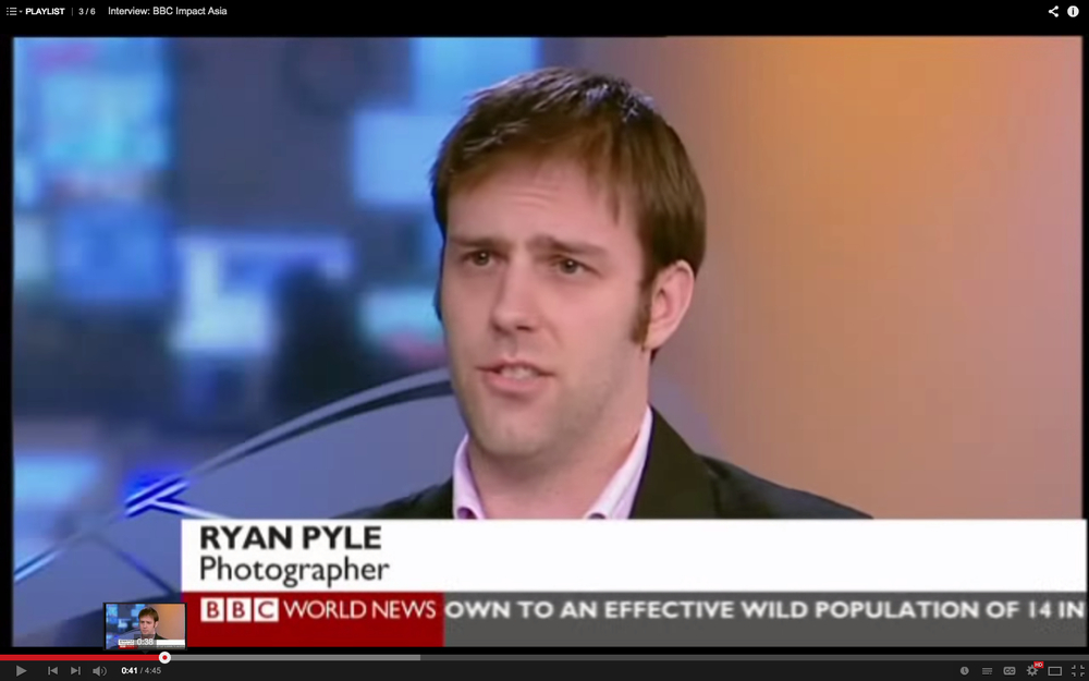 TV Interview | BBC World | Feb 2011