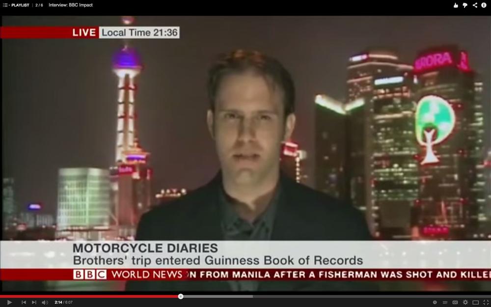 BBC World | May 2013