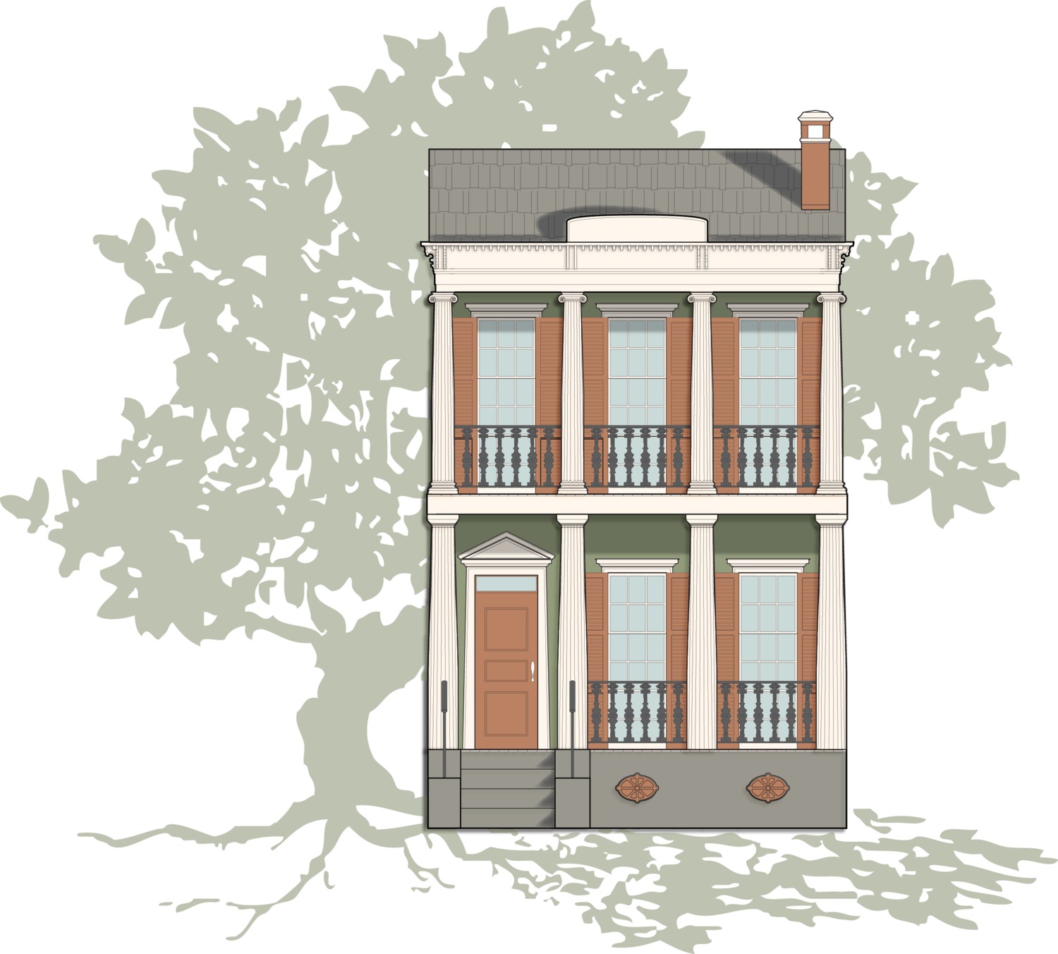 Classical Roots Architecture