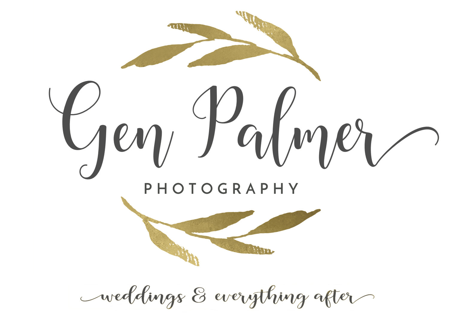 Gen Palmer- Weddings & Everything After