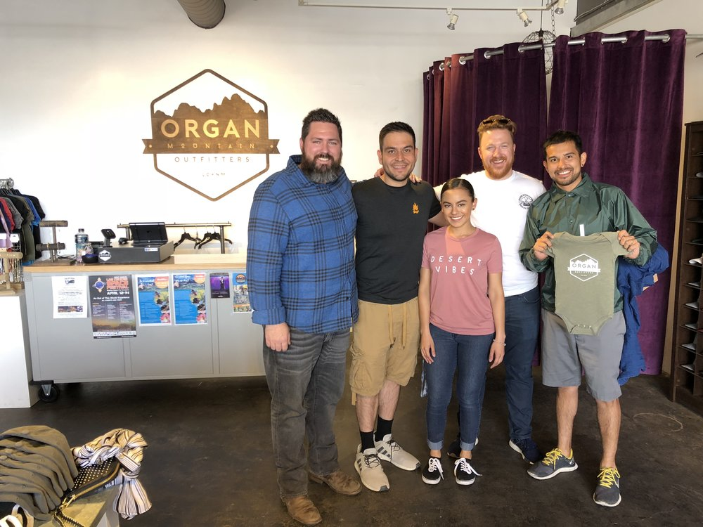 Organ Mountain Outfitters