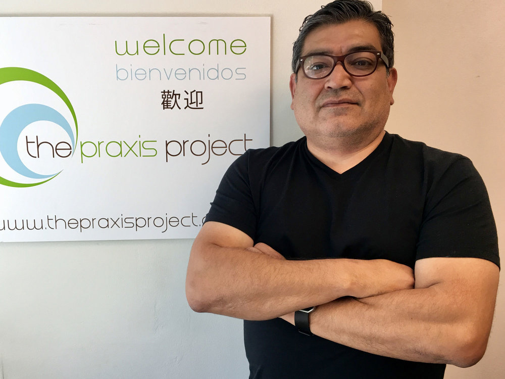 Xavier Morales - Director, The Praxis ProjectWebsite: praxisproject.orgTwitter: @DRX_CAInstagram: @thepraxisproject