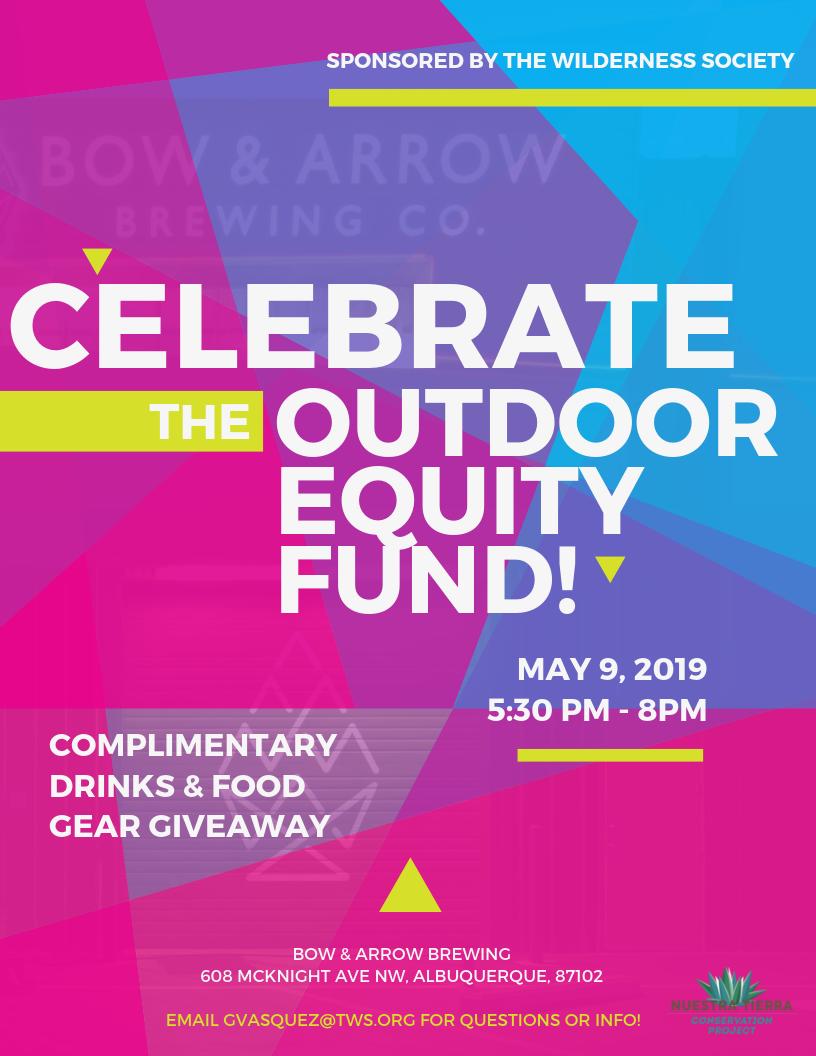 Outdoor Equity Fund Celebration — Nuestra Tierra