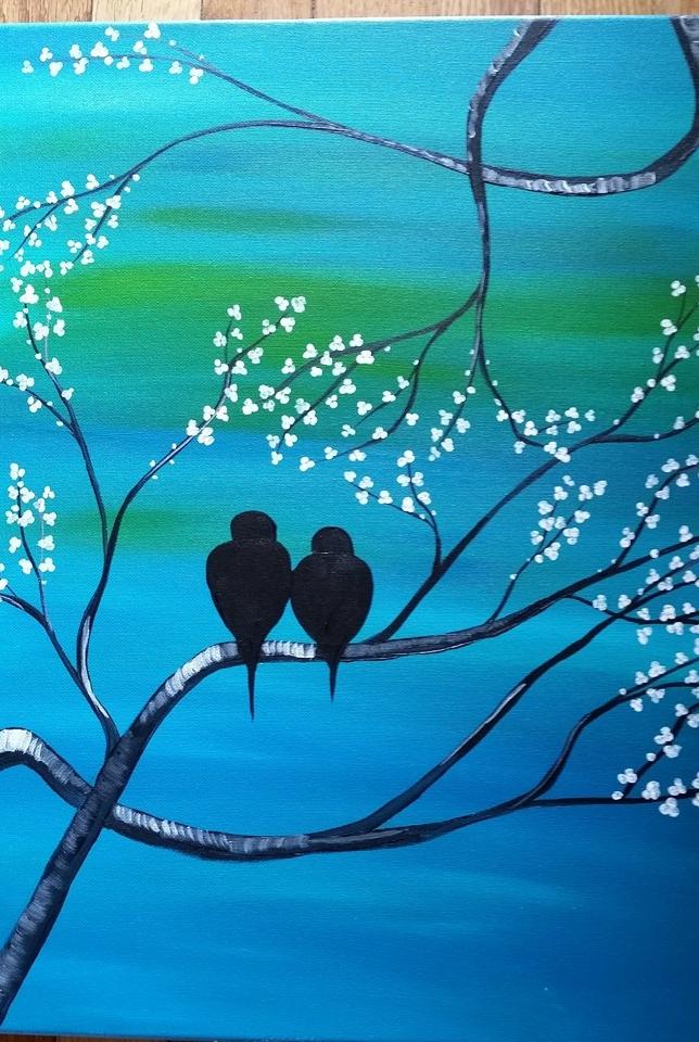 Love Birds 2.5hrs