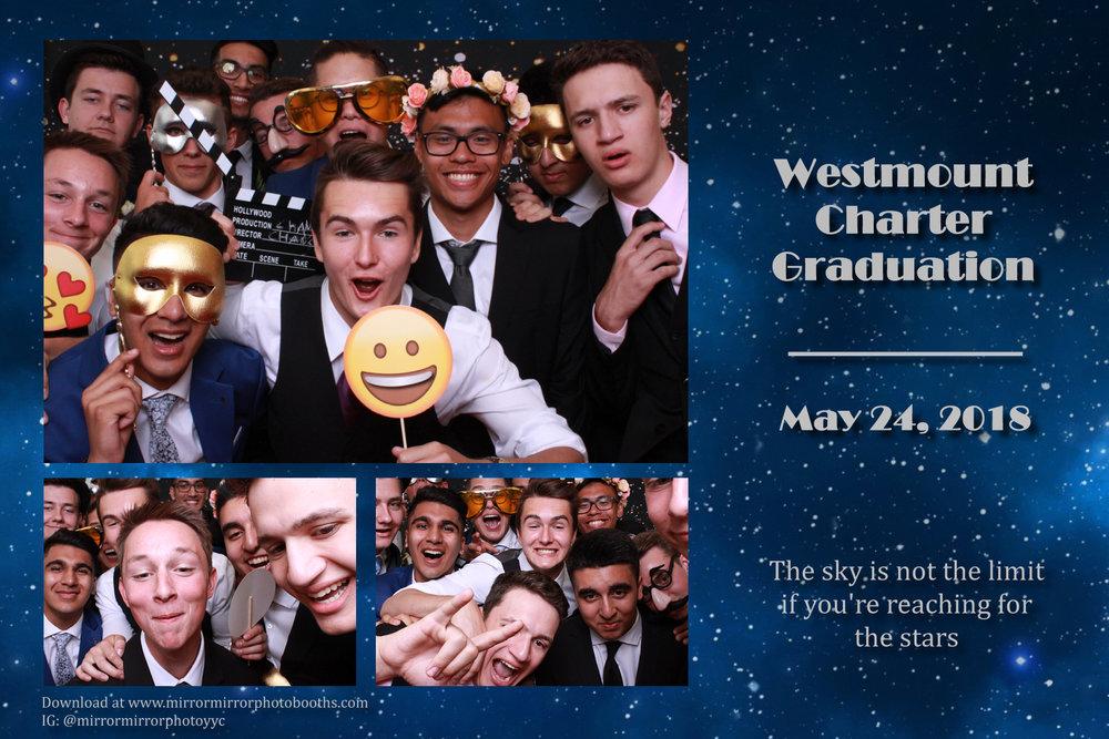 Westmount Charter Grad - May 24, 2018