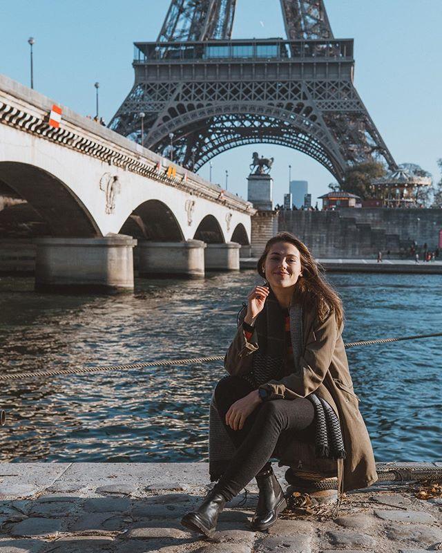 Just a regular tourist 🤓🇫🇷