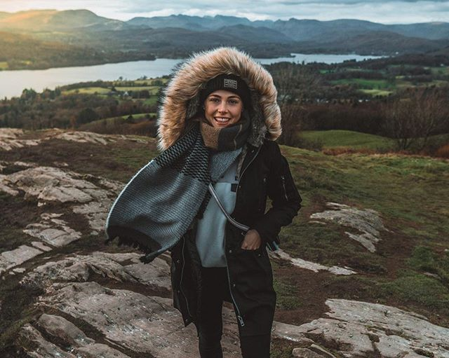 Weekend in the Lakes 🍁🧣