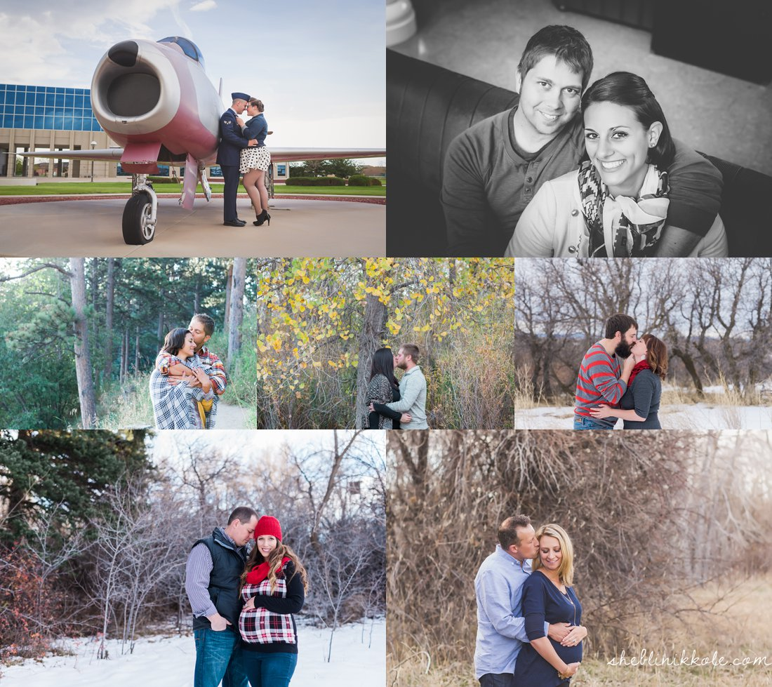 denver colorado engagement and wedding photographer
