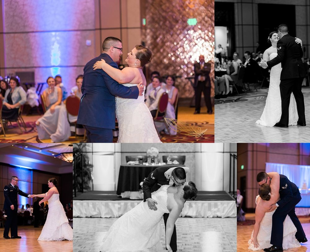 marriott lone tree first dance