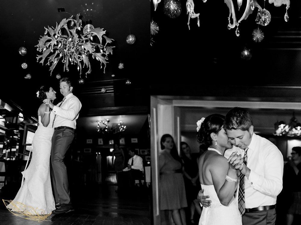 caribou club first dance, aspen colorado wedding, destination mountain wedding photographer
