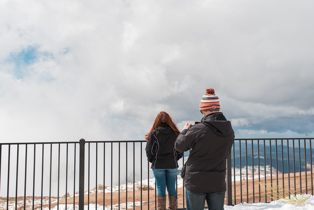 pikes peak engagement, pikes peak proposal,
