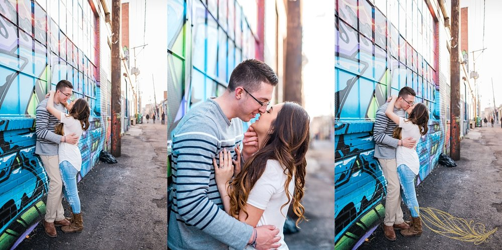 denver lifestyle wedding photographer, romantic engagement sessions, denver area wedding photography