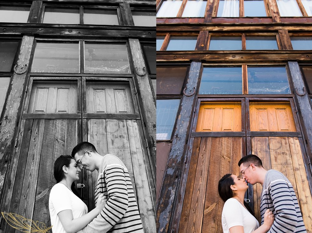 downtown denver engagement sessions, colorado wedding photographer, romantic wedding photography