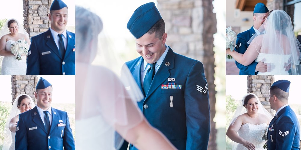 colorado wedding photographer, castle rock wedding photographer, military first look, first look phtography