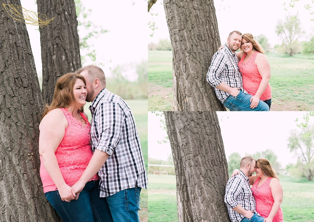 denver wedding photography, romantic engagement session