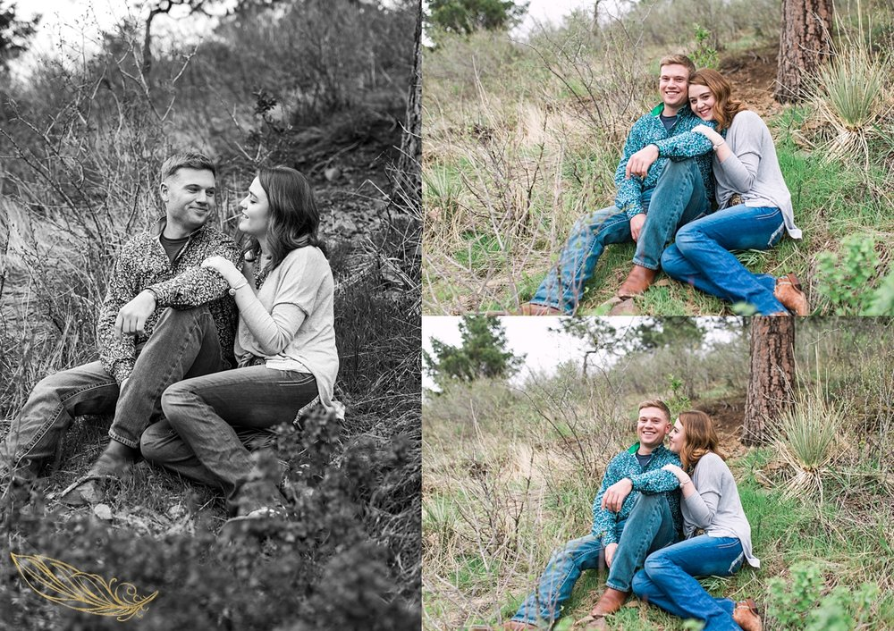 lookout mtn engagement session, colorado rocky mountain wedding photographer, denver wedding photographer