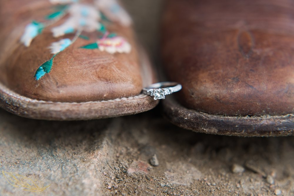 rocky mountain wedding photographer, denver engagement photography, ring shot,