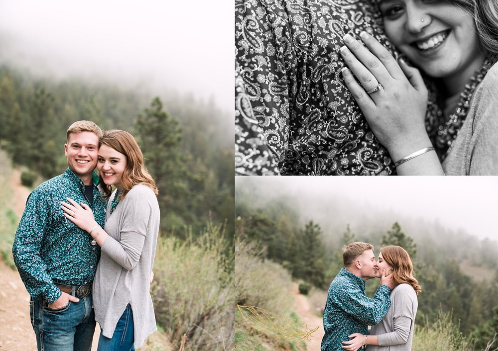 country wedding photographer, denver wedding photographer, rocky mountain engagement,