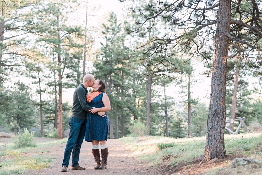 mountain engagement session,  golden colorado engagement session, golden wedding photographer, rocky mountain wedding photographer