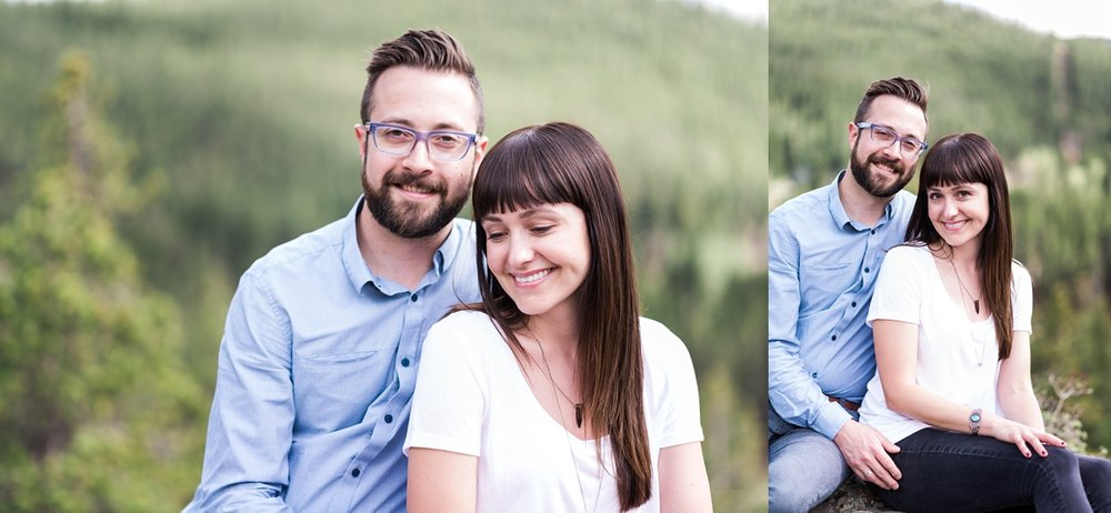 classic engagement photography, mountain wedding photographer, colorado rocky mountains