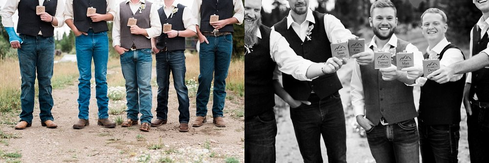 groomsmen, colorado-mountain-wedding-photographer