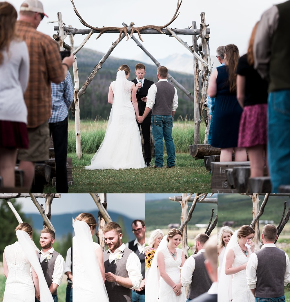 rocky-mtn-wedding-photographer, wedding-vow-photos
