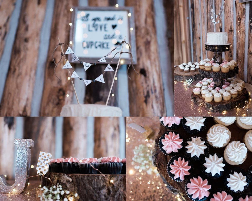 wedding-cupcakes, colorado-wedding-photographer