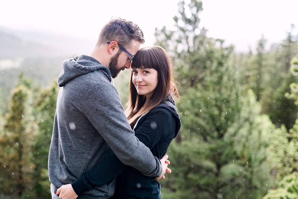 Rachel + Nate's engagement session will probably always be a favorite for who they are as people, the adventure we went on, and the amazing photos we were able to capture. See all the amazingness here.