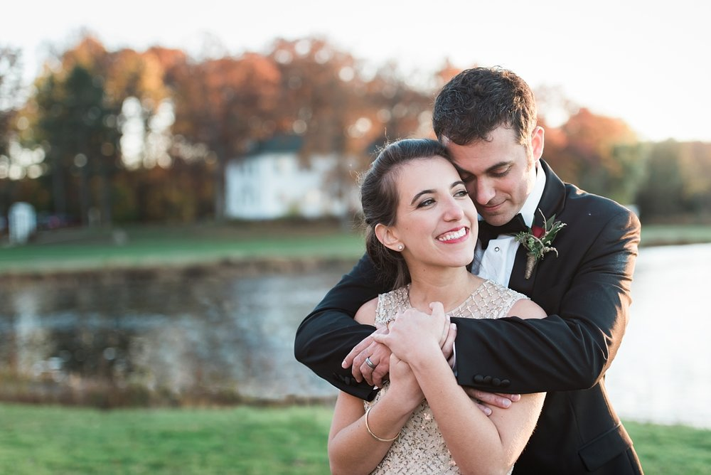 I traveled with Rachel Bausch to Michigan in the Fall to second shoot this beautiful wedding.