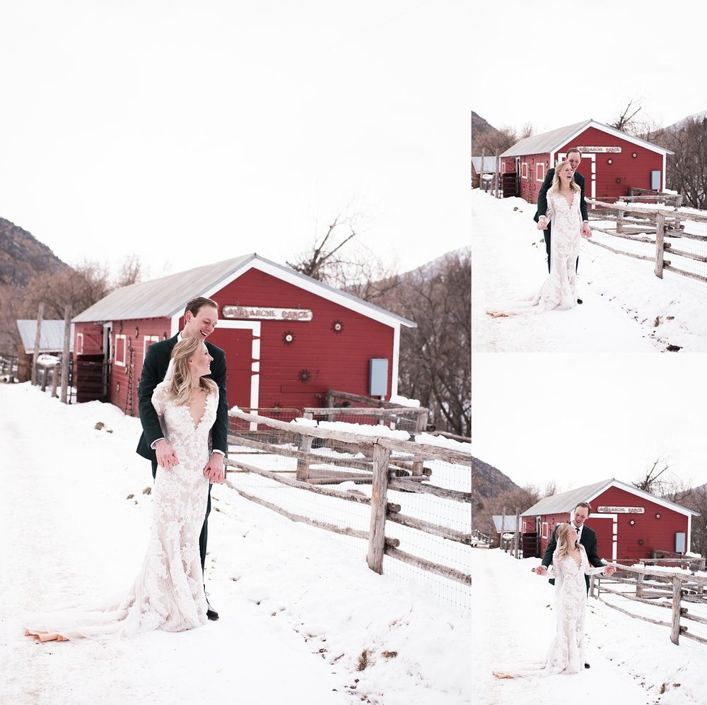 bride-groom-wedding-day-images, winter-weddings, denver-wedding-photographer