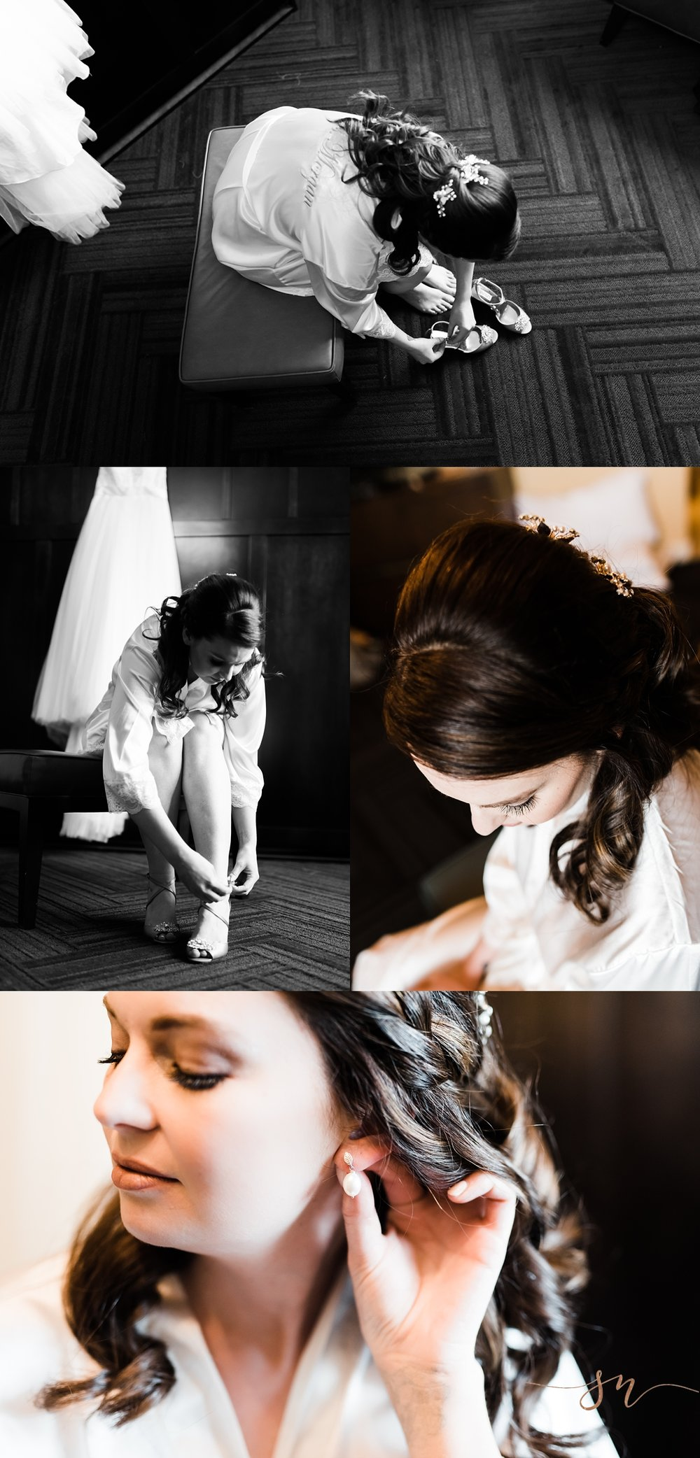 bride-getting-ready, colorado-springs-marriott, denver-wedding-photographer