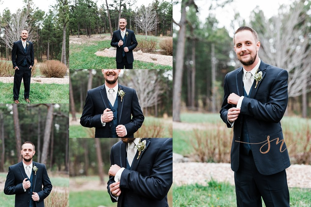 groom-details, black-forest-wedding, denver-wedding-photographer