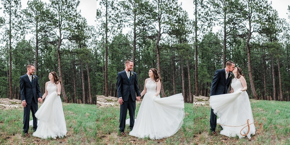 flowy-wedding-dress, wedgewood-black-forest-wedding, denver-wedding-photographer