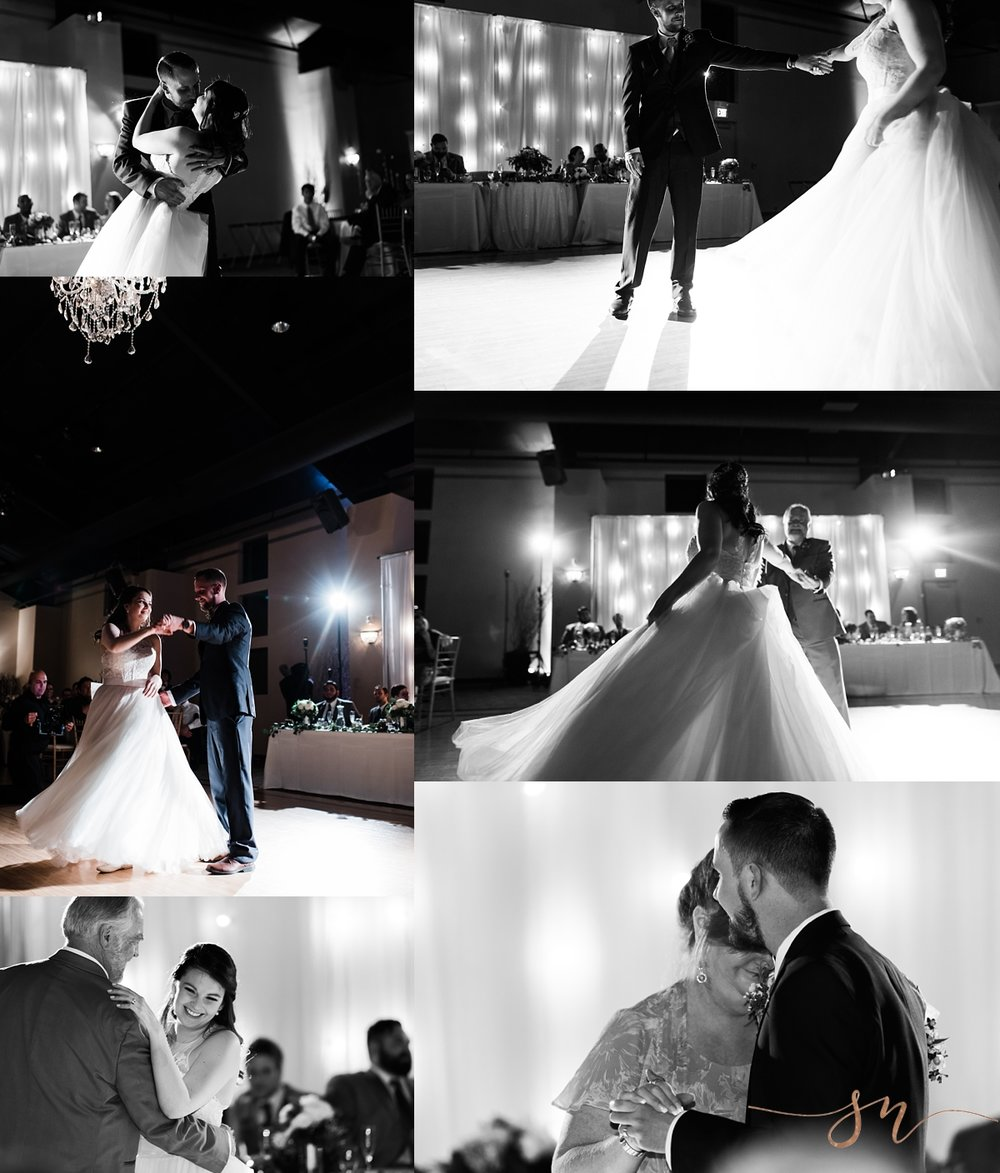 first-dance, father-daughter-dance, wedgewood-weddings, denver-wedding-photographer