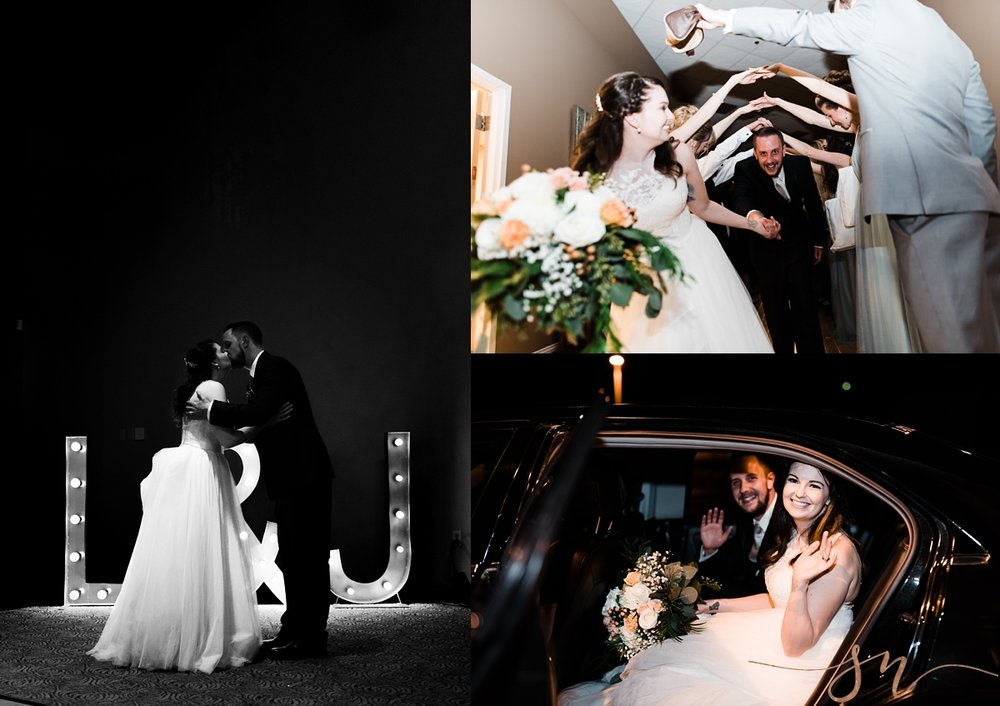 marquis-wedding-lights, tunnel-wedding-exit, denver-wedding-photographer