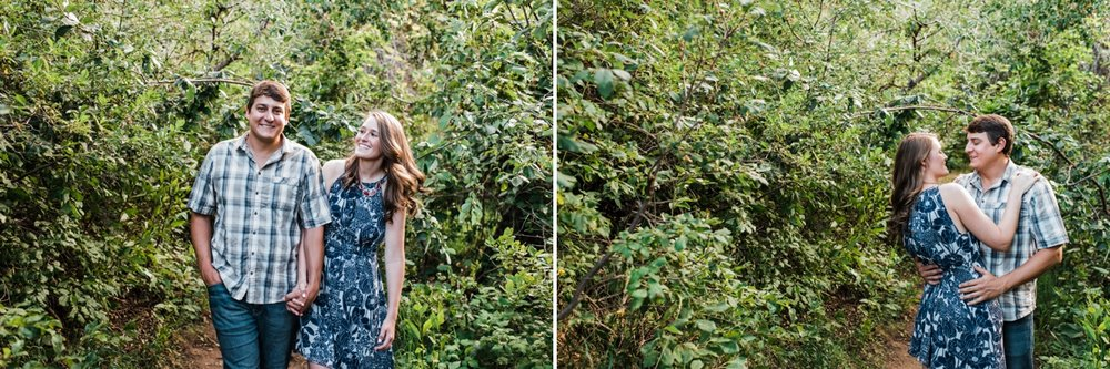 blue-and-green-engagement-session, colorado-wedding-photographer