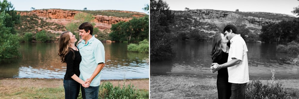 horsetooth-reservoir-engagement-session, colorado-wedding-photographer, romantic-unposed-photography