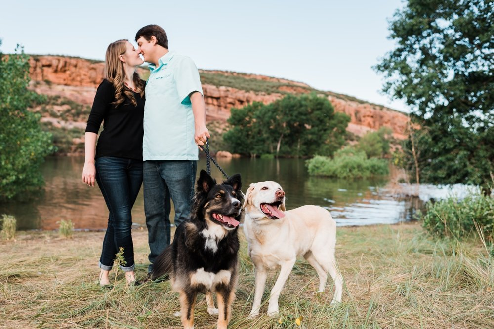 engagement-session-with-dogs, horsetooth-reservoir-photo-session, denver-wedding-photographer