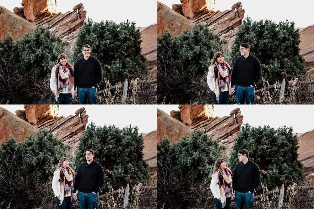 unposed-stories, winter-engagement-session, red-rocks, denver-wedding-photographer