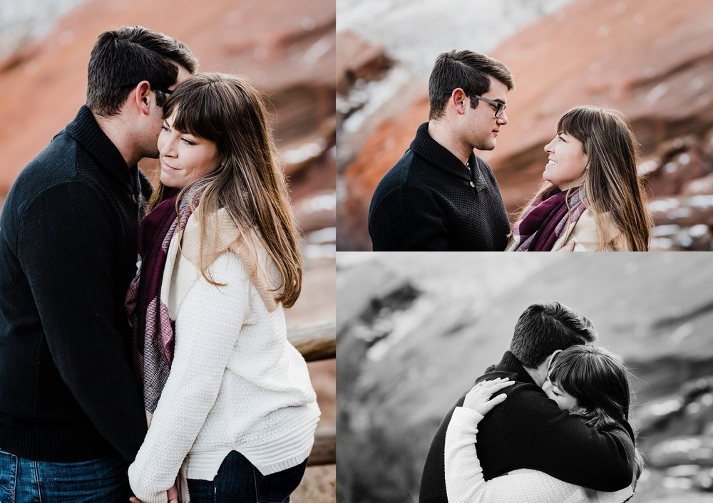 emotional-wedding-photographer, denver-engagement-session, red-rocks-park-colorado