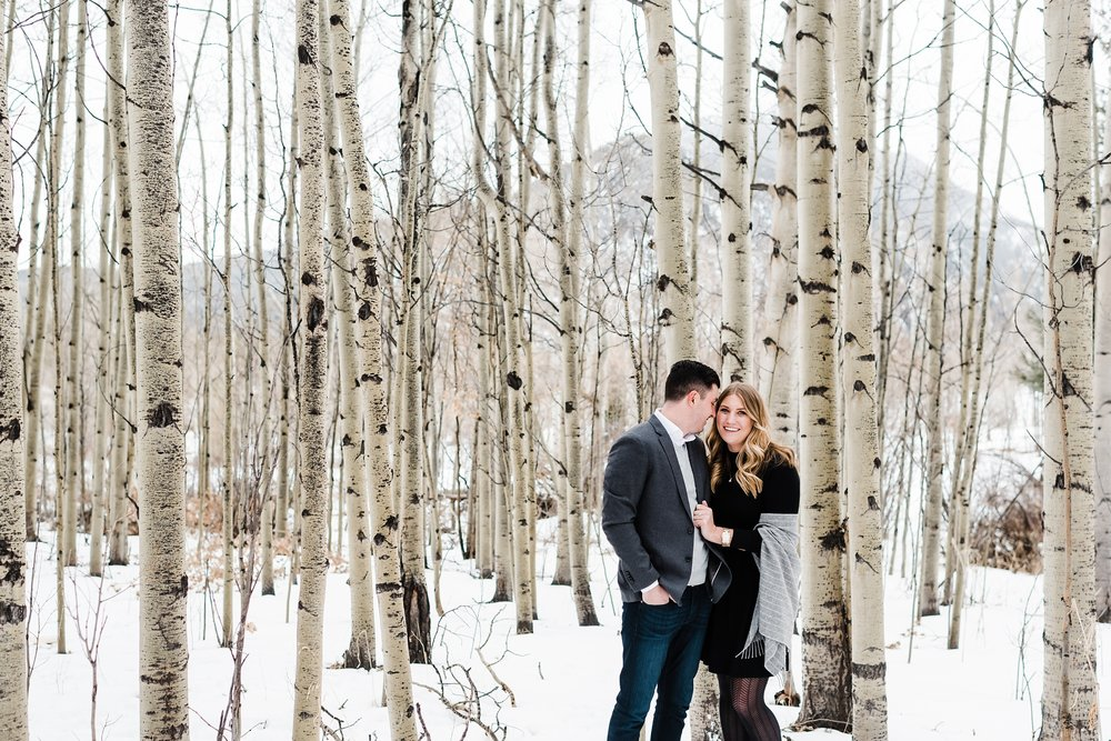 aspen-grove-engagement-session, denver-wedding-photographer