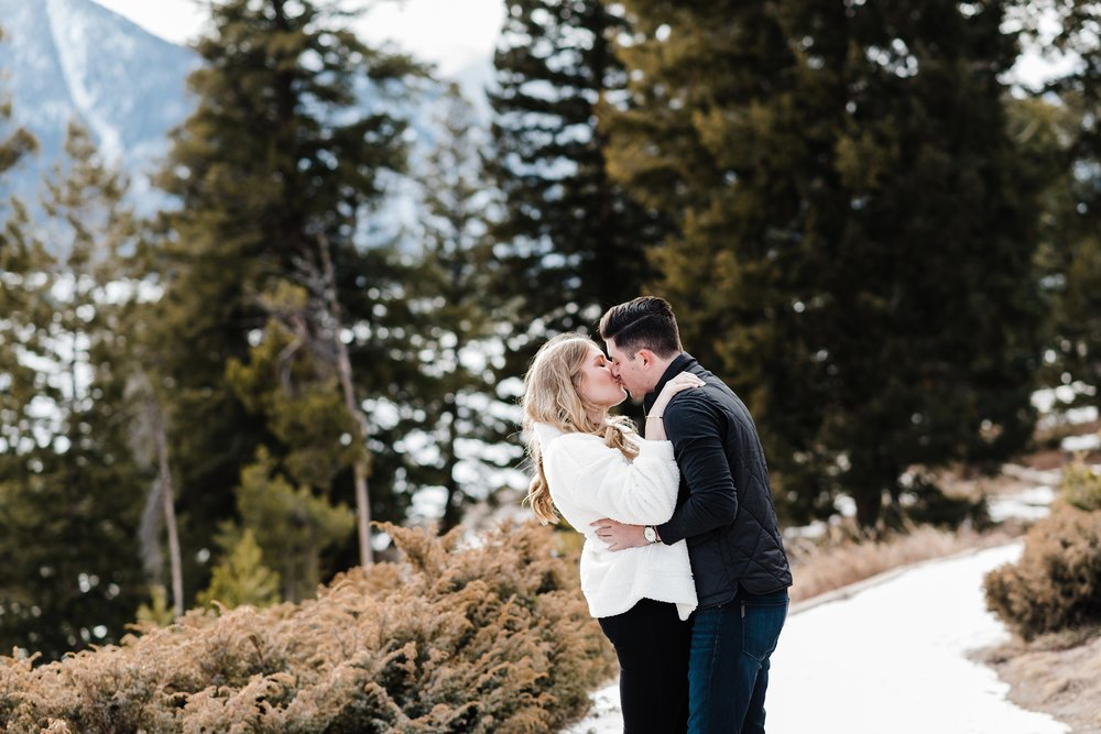 romantic-mountain-engagement-session, denver-colorado-wedding-photographer