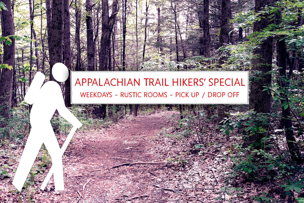 Appalachian Trail Hikers' Special