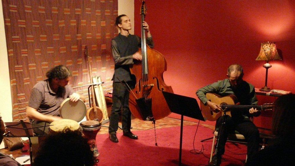 Çesni Trio