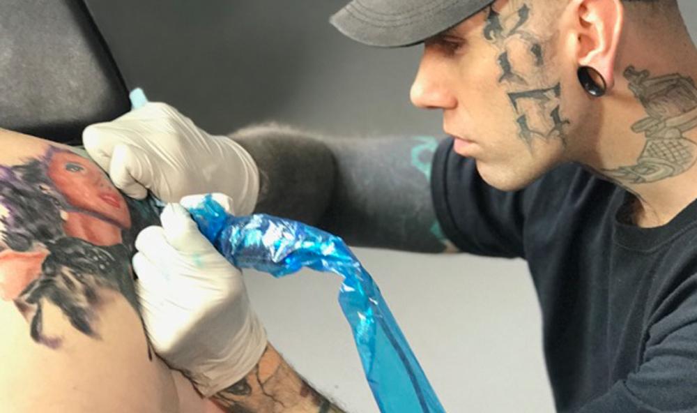Chicago Tattoo Artist || Nathan Galman