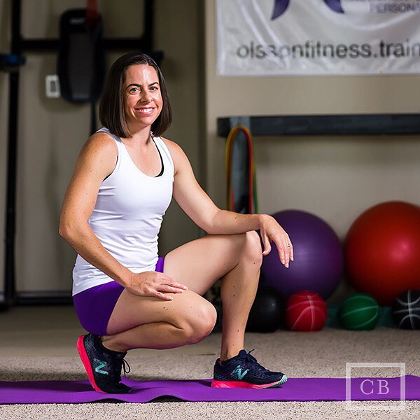 I had the opportunity of working with the owner of Olsson Fitness, what a wonderful session! Check it out in our blog, link in profile!  #casabayphotography