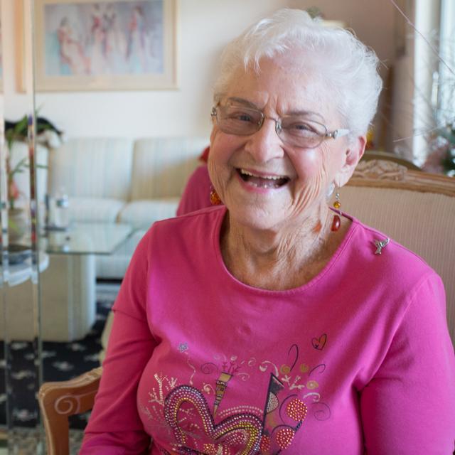 Irene Devin, age 90